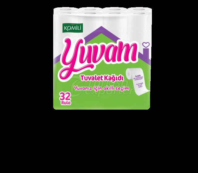 Yuvam Toilet Paper 32 Roll