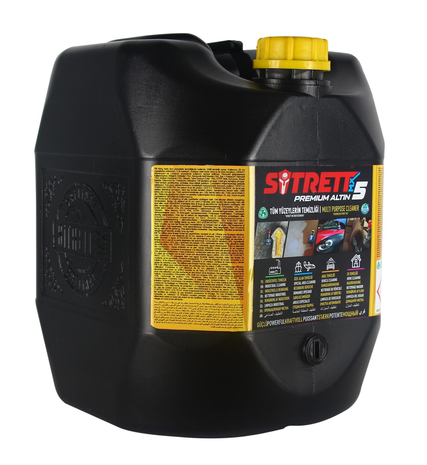 SITRETT MX5 PREMIUM 30 KG GOLD