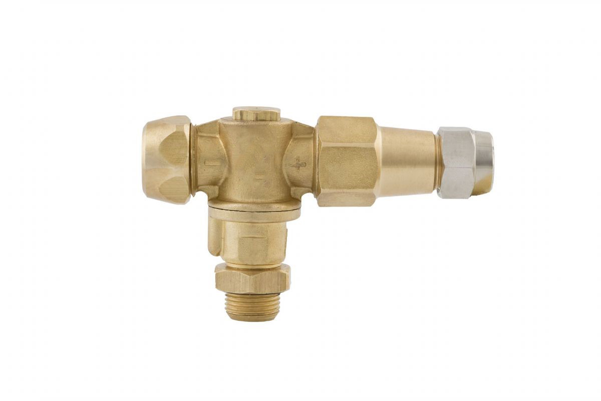 Brass Turbo Atomizer