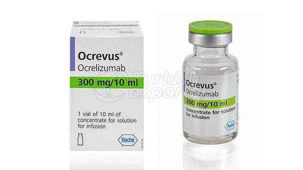 OCREVUS 300 MG / 10 ML -1- VIAL