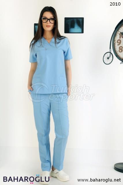 Medical Uniforms 2010