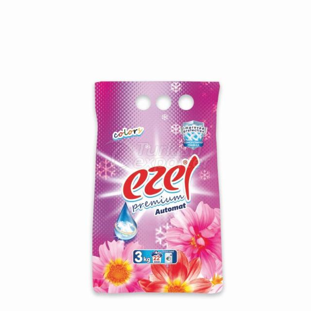 Ezel Automat Powder 3 Kg Color