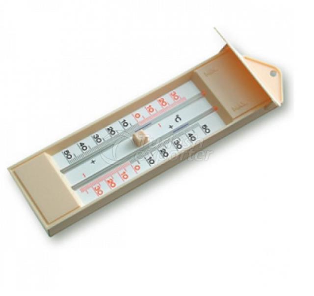 Maximum-Minimum Thermometer