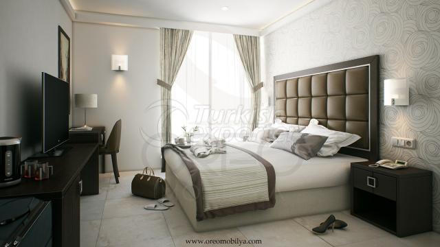 Suit Hotel Room