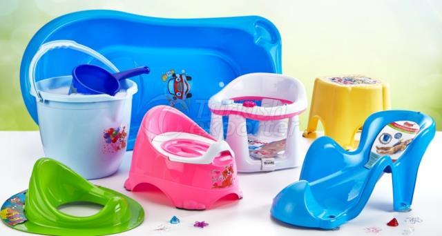 Plastic Children Products