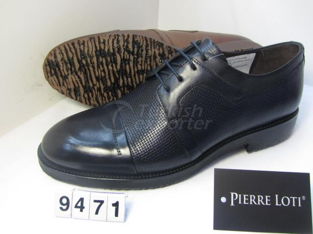 9471 Leather Shoes