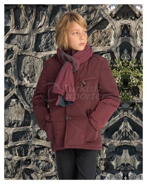 Boy Child Coat