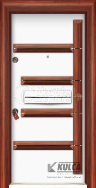 Z-9016 (Özel Çelik Kapı)