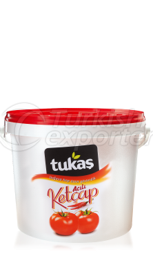 Ketchup Catering (hot) 9000 gr