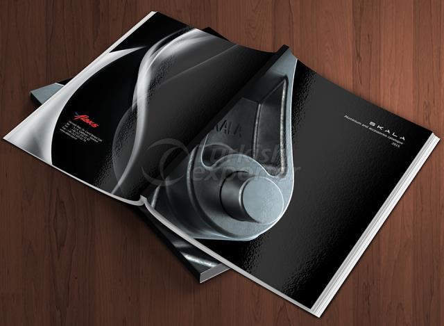 Brochure and Menu Designs