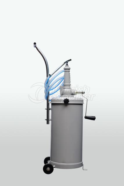 Turntable Pump