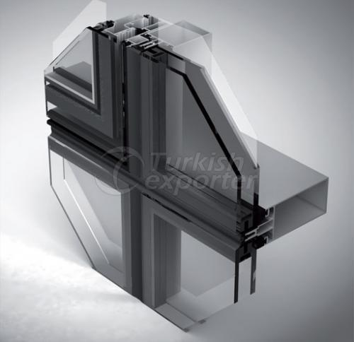Eco Curtain Wall Systems
