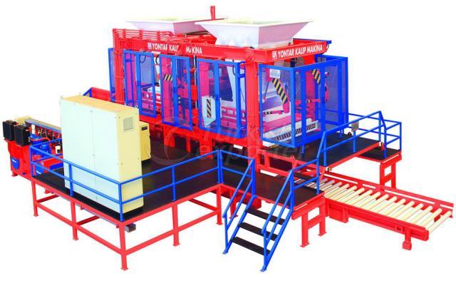 Concrete Blockmaking Machines KPM-36