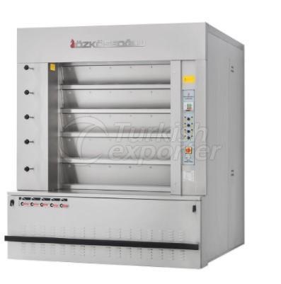 Mv-50 Multi-Deck Baking Ovens