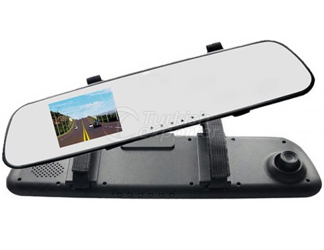 HD Mobile Camera and Recorder - GPS FC-B180