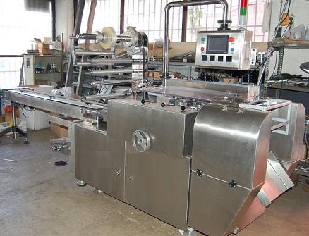 4 Side Seal Packaging Machines