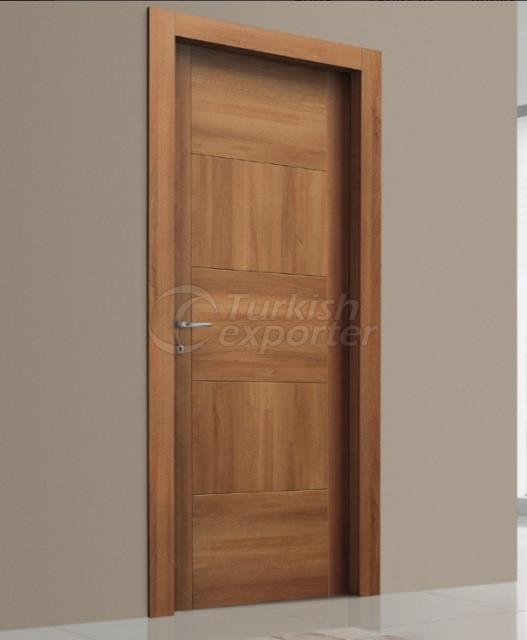 GP101 Wood Coated Doors