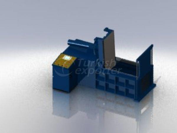 HSP120Scap Metal Bale Press