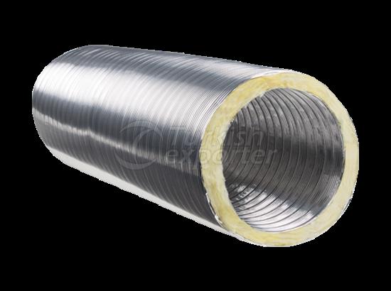 Semi Flexible Air Ducts