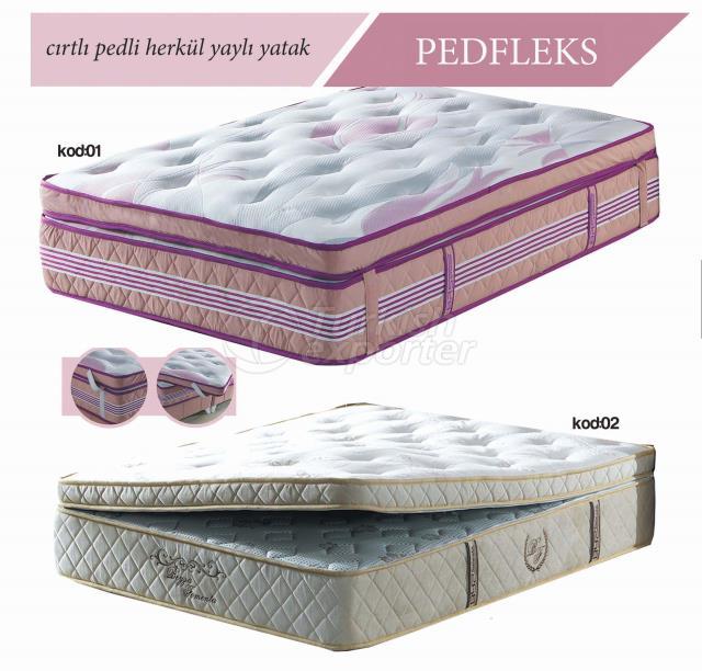 Pedflex Bed