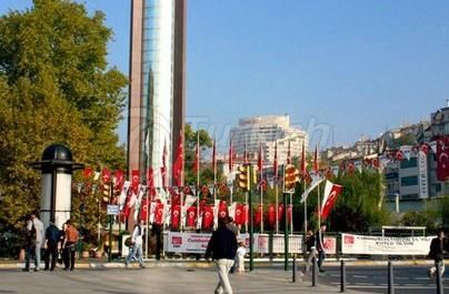 Besiktas Square Landscaping Project 2