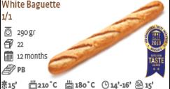 White Baguette 1/1