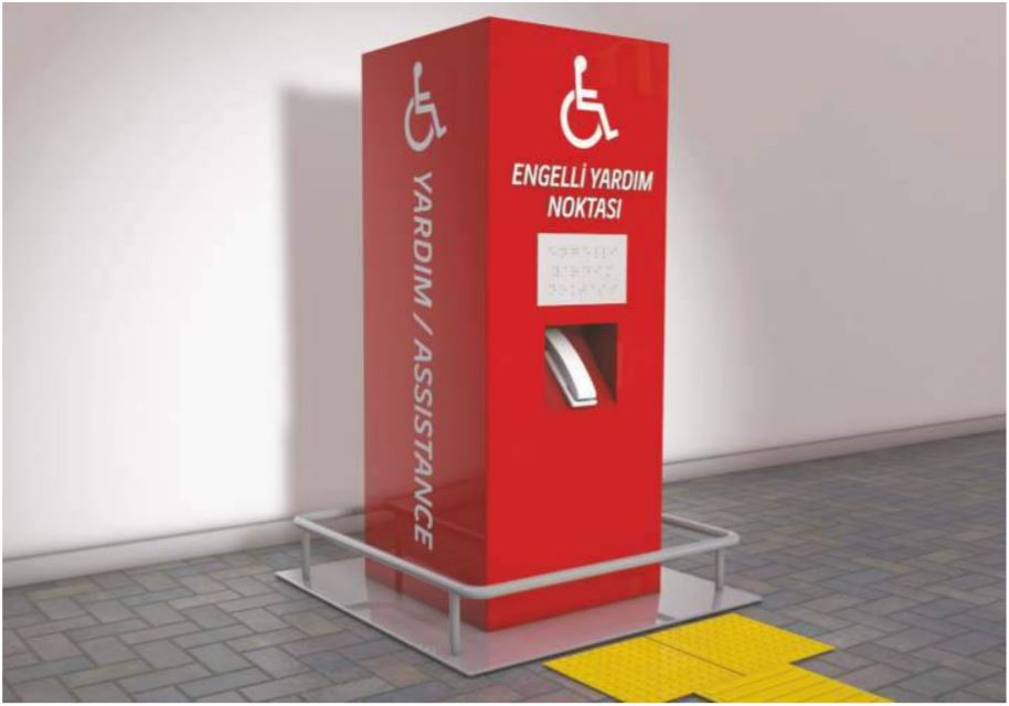 Disabled Assistance Point