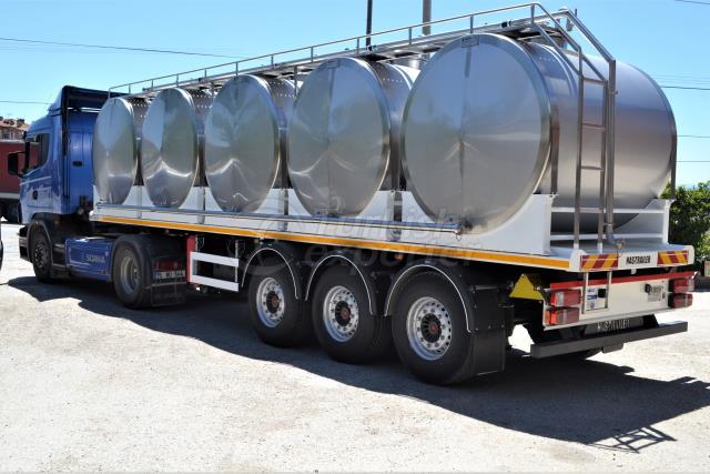Süt Taşıma Platformu