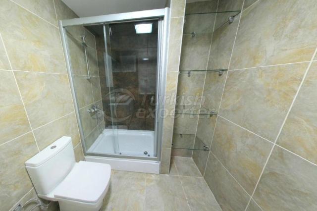 Uzunyayla House Bathroom