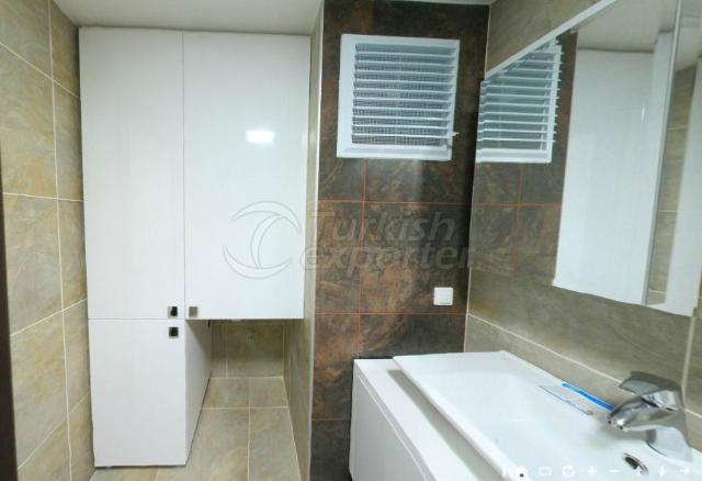 حمامات بيوت اوزونيايلا