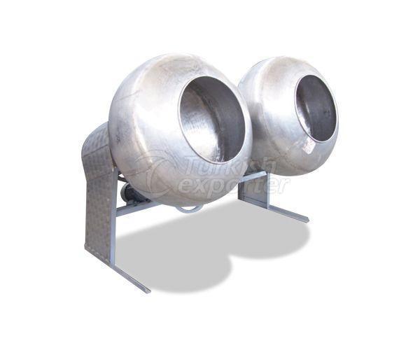 Máquina de doces de grão-de-bico duplo CLS01