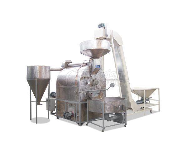 Máquinas rotativas de tipo fechado EB-Serisi