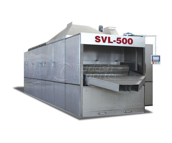 Drying and Roasting Ovens SVL500