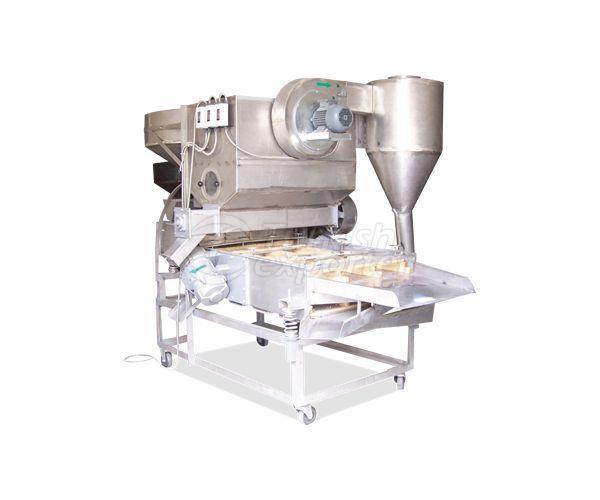 Máquina de classificação vibratória