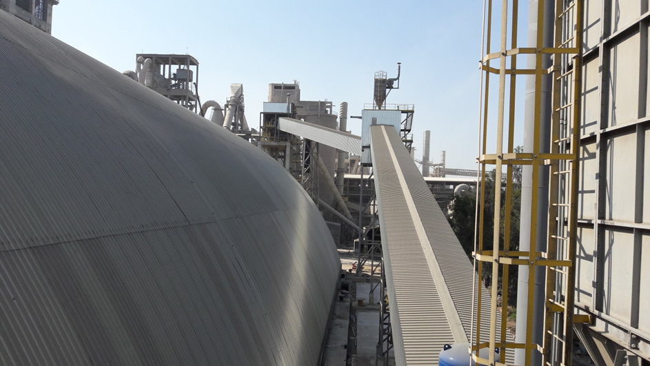 TURNKEY CEMENT GRINDING PLANT