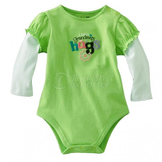 Produits textiles pour bébé MTX400