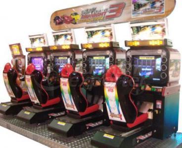 Simülatör Oyun Makineleri
