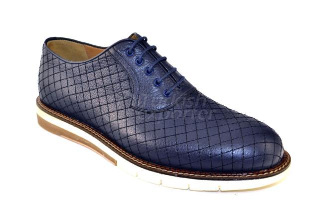 3675-3 N-Blue Shoes