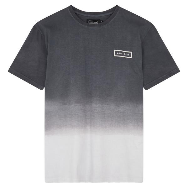 Dip Dye T-Shirt – White