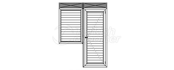 Topal Kapı Panjur