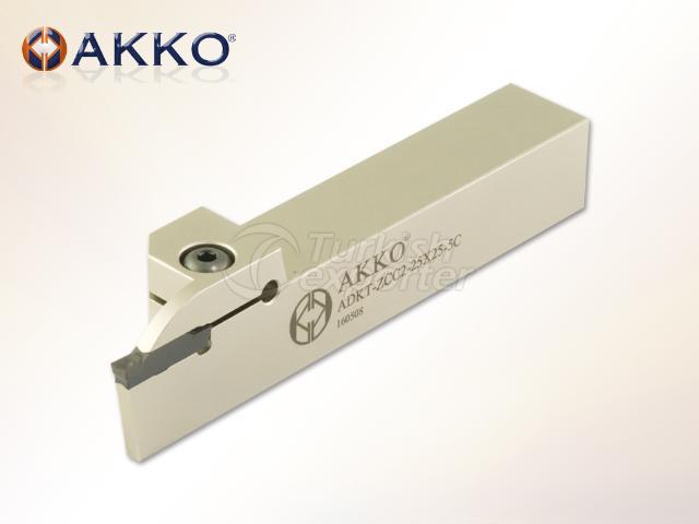 ADKT-ZCC2 External Grooving Tool Holders