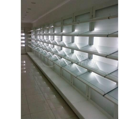 Shoe Rack Systems