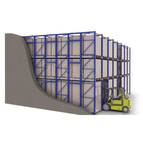 Drive-in&Drive-through Storage Systems
