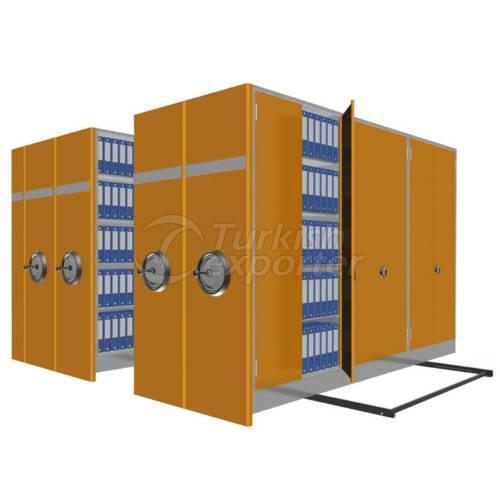 Sistemas de bastidor compacto