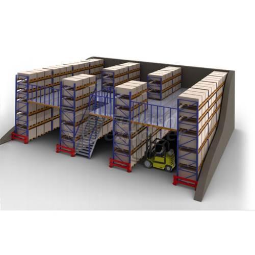 Mezzanine Rack Systems