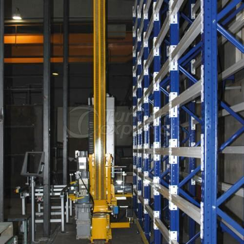 Automated Storage and Retrival Systems AS/RS