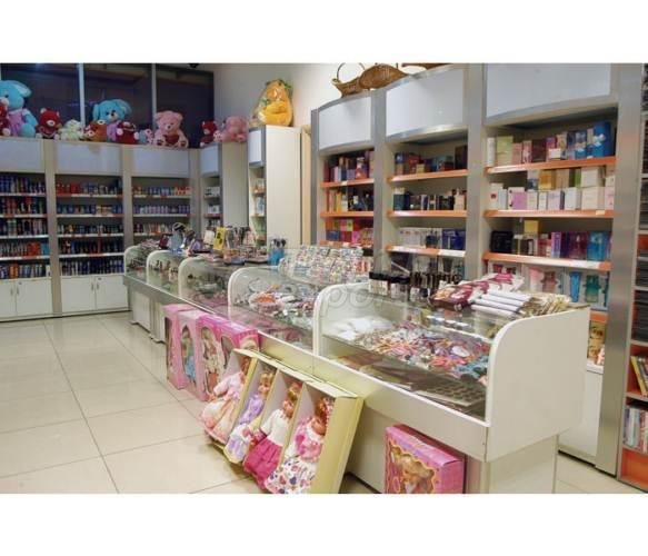 Perfumery Store Rack Systems