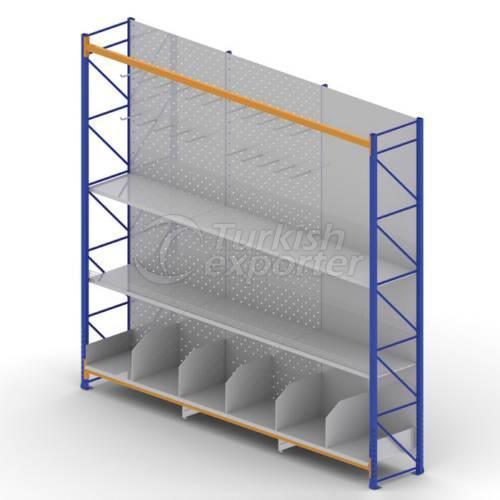 Sistemas de Rack de Mercado de Construção