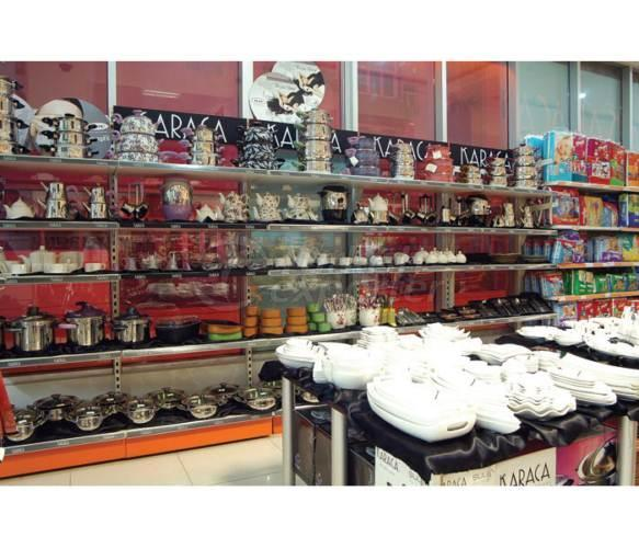 Glassware Store Rack Systems