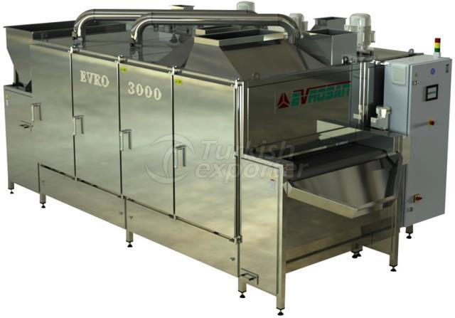 Medium Capacity Nut Roasting Machines